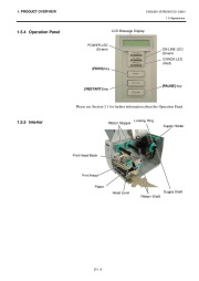 Toshiba TEC B-SX4T-QQ-QP Thermal Printer Owners Manual page 11