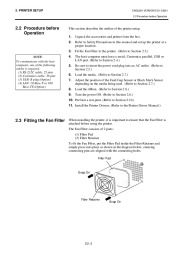 Toshiba TEC B-SX4T-QQ-QP Thermal Printer Owners Manual page 13