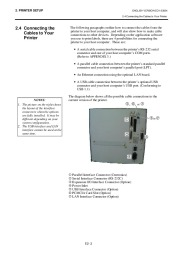 Toshiba TEC B-SX4T-QQ-QP Thermal Printer Owners Manual page 14