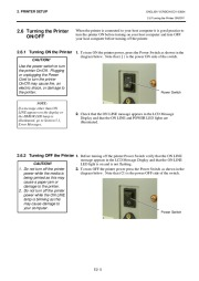 Toshiba TEC B-SX4T-QQ-QP Thermal Printer Owners Manual page 16