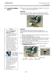 Toshiba TEC B-SX4T-QQ-QP Thermal Printer Owners Manual page 20