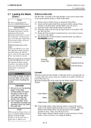 Toshiba TEC B-SX4T-QQ-QP Thermal Printer Owners Manual page 21