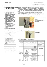 Toshiba TEC B-SX4T-QQ-QP Thermal Printer Owners Manual page 23