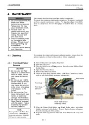 Toshiba TEC B-SX4T-QQ-QP Thermal Printer Owners Manual page 31