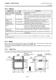 Toshiba TEC B-SX4T-QQ-QP Thermal Printer Owners Manual page 39