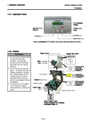 Toshiba B-SA4TP Thermal Printer Owners Manual page 12