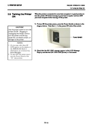 Toshiba B-SA4TP Thermal Printer Owners Manual page 28