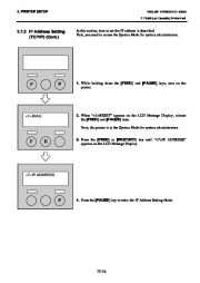 Toshiba B-SA4TP Thermal Printer Owners Manual page 38