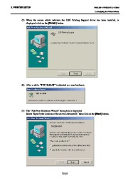 Toshiba B-SA4TP Thermal Printer Owners Manual page 50