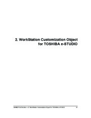 Toshiba E-Studio 520 600 720 850 281c 351c 451c 352 452 AS 400 Printer Solution Owners Guide page 33
