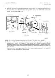 Toshiba TEC B-670 Thermal Printer Owners Manual page 17