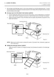 Toshiba TEC B-670 Thermal Printer Owners Manual page 18