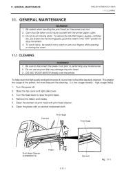 Toshiba TEC B-670 Thermal Printer Owners Manual page 23