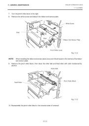 Toshiba TEC B-670 Thermal Printer Owners Manual page 24