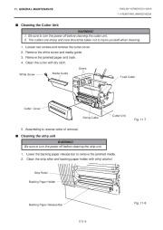 Toshiba TEC B-670 Thermal Printer Owners Manual page 27