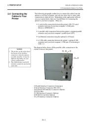 Toshiba TEC B-SH4T-QQ-QP Thermal Printer Owners Manual page 13