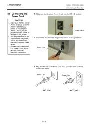 Toshiba TEC B-SH4T-QQ-QP Thermal Printer Owners Manual page 14