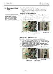 Toshiba TEC B-SH4T-QQ-QP Thermal Printer Owners Manual page 18