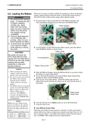 Toshiba TEC B-SH4T-QQ-QP Thermal Printer Owners Manual page 21