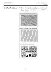 Toshiba TEC B-SH4T-QQ-QP Thermal Printer Owners Manual page 25
