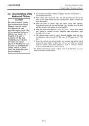 Toshiba TEC B-SH4T-QQ-QP Thermal Printer Owners Manual page 32