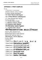 Toshiba TEC B-SH4T-QQ-QP Thermal Printer Owners Manual page 45