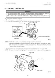 Toshiba TEC B-570-QQ Thermal Printer Owners Manual page 12