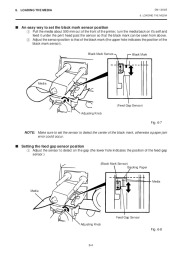 Toshiba TEC B-570-QQ Thermal Printer Owners Manual page 15