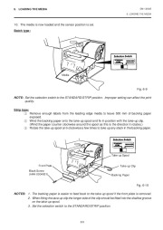 Toshiba TEC B-570-QQ Thermal Printer Owners Manual page 16
