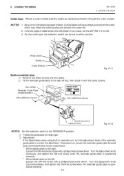 Toshiba TEC B-570-QQ Thermal Printer Owners Manual page 17