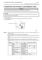 Toshiba TEC B-570-QQ Thermal Printer Owners Manual page 19