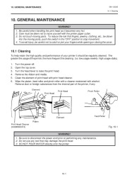 Toshiba TEC B-570-QQ Thermal Printer Owners Manual page 21