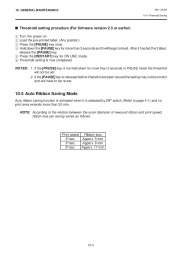 Toshiba TEC B-570-QQ Thermal Printer Owners Manual page 25