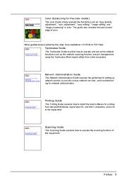 Toshiba E-Studio 202L 232 282 203L 233 283 352 452 353 453 520 600 720 850 523 603 723 853 281c 351c 451c Copier Manual page 7