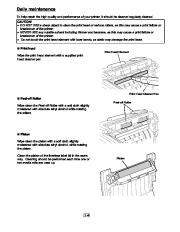 Toshiba TEC B-EP2DL B-EP4DL Portable Printer Owners Manual page 15