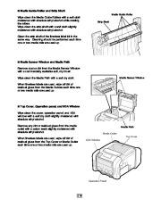 Toshiba TEC B-EP2DL B-EP4DL Portable Printer Owners Manual page 16