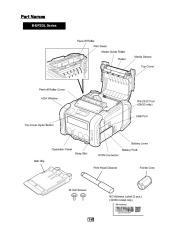 Toshiba TEC B-EP2DL B-EP4DL Portable Printer Owners Manual page 17