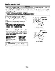 Toshiba TEC B-EP2DL B-EP4DL Portable Printer Owners Manual page 21