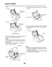 Toshiba TEC B-EP2DL B-EP4DL Portable Printer Owners Manual page 23