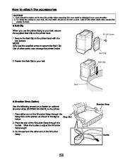 Toshiba TEC B-EP2DL B-EP4DL Portable Printer Owners Manual page 25