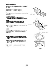 Toshiba TEC B-EP2DL B-EP4DL Portable Printer Owners Manual page 26