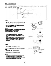 Toshiba TEC B-EP2DL B-EP4DL Portable Printer Owners Manual page 27