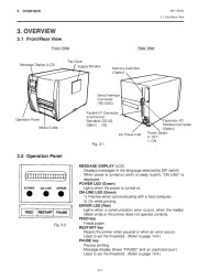 Toshiba TEC B-470-QQ Printer Owners Manual page 10