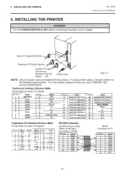 Toshiba TEC B-470-QQ Printer Owners Manual page 12