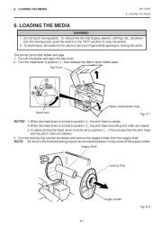 Toshiba TEC B-470-QQ Printer Owners Manual page 13
