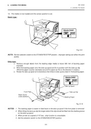 Toshiba TEC B-470-QQ Printer Owners Manual page 17