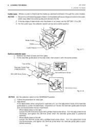Toshiba TEC B-470-QQ Printer Owners Manual page 18