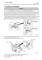 Toshiba TEC B-470-QQ Printer Owners Manual page 19