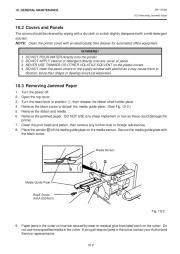 Toshiba TEC B-470-QQ Printer Owners Manual page 23