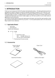 Toshiba TEC B-470-QQ Printer Owners Manual page 6